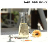 Mini transparentes Glassaft-Milch-Glas-Glassojasoßen-Flasche