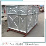 China Supplier Hot-Ined Galvanized Sectional Panel Water Tank