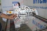 Fabrication du graveur de couteau de commande numérique par ordinateur de contre-plaqué d'argent facile avec le vide