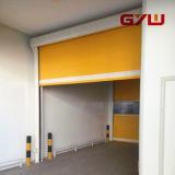 Puerta automática de rodillos para cámara frigorífica