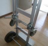 Faltbare Handkarre der Aluminium-faltende Handlaufkatze-700bls/Moving