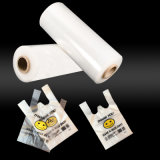 Witte Plastic Verpakkende Film