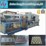 Volautomatische VacuümMachine Thermoforming voor Plastic Container