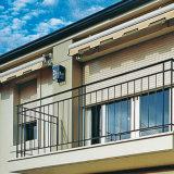Алюминиевый балкон сдвижной двери