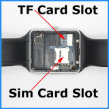 クリスマスのギフト(GT08)としてSIMのカードが付いているBluetoothのスマートな腕時計