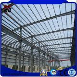 Costruzioni d'acciaio pre costruite facili di montaggio dell'installazione di basso costo