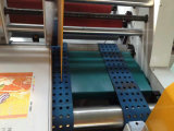 Riga automatica del cartone che preme e macchina di taglio