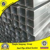 Q235 고품질 열간압연 온화한 강철 사각 관