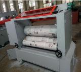 مطّاطة بكرة قشرة خشب رقائقيّ غراءة ناشر /Plywood يجعل آلة تايوان [تشنولوج]