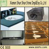 Shanxi Black Granity Vanity Tops para banheiro