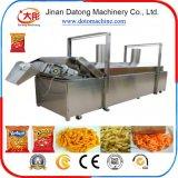 Chaîne de fabrication frite par Kurkure chaude de casse-croûte