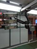 Grande cabine de jet de matériel d'enduit de qualité