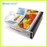Fördernder lamellierter pp. nicht gesponnener Beutel RGB-019 des Allover Drucken-Lebensmittelgeschäft-