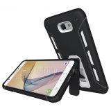 Het harde Geval van de Telefoon van de Cel Kickstand voor de Eerste Melkweg J3/J5/J7 van Samsung