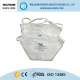 Nichtgewebter Schutz-Duckbill Atemschutzmaske