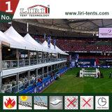 de 500sqm Geprefabriceerde Tent van de Sporten van het Stadion van de Voetbal voor Het Badminton van de Sporthal