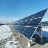 Poly panneau solaire 320W de haute performance pour le système d'alimentation solaire