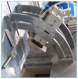 Finestra di alluminio e macchina del portello