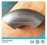 317 O cotovelo do tubo de aço inoxidável sem costura