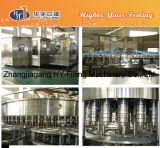 Chaîne de production pour l'eau minérale/eau pure