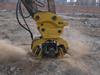 Sf Compactor Placa para a máquina escavadora