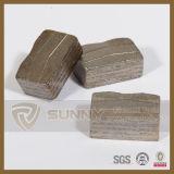 화강암 대리석 구체적인 절단을%s 밝은 다이아몬드 세그먼트