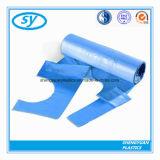 Tablier en plastique de PE de couleur multi pour des adultes