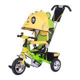강철 프레임 아이들의 세발자전거는 세발자전거를 자전거를 탄다