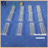 Câmara de ar de descarga do laser da câmara de ar do elétrodo do vidro de quartzo