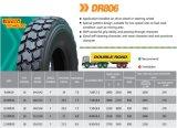 Dirigir el neumático fuerte estupendo promocional chino del carro de la serie Dr806 10.00r20 12.00r20 1200r20 China de la compra