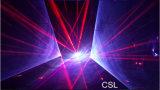 Träger RGB-Karikatur-Laserlicht der Animation-5W