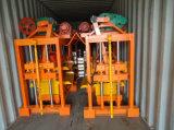 Китай сделал Qtj4-40 ручной полый вымощая блок делая машину для Нигерии/Кении