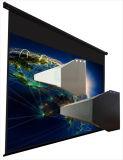 Большой размер экрана проектора с электроприводом/Big механизированного проекционного экрана (LES300V)