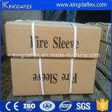Luva flexível do incêndio da mangueira hidráulica de Kingdaflex para a mangueira e o cabo