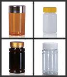 Бутылки оптового HDPE белизны 100ml пластичные для упаковывать микстуры