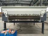 Pantalla industrial patentada para procesar muy bien la basura con eficacia alta