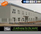 Barato e instalar rapidamente o armazém/Guangzhou/Foshan da construção de aço
