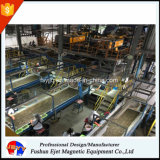 Separatory magnetisches Metallwiederverwertungs-System für überschüssiges Recyclables, das Industrie sortiert