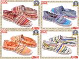 Espadrille classique de chaussures chaussures femme, Lady (SD6053)