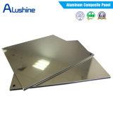 Acm 공장 ACP 장은 클래딩 벽면 알루미늄 널을 착색한다