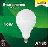 Bulbo de alumínio do diodo emissor de luz do plástico 6500k 12W da venda quente com Ce RoHS