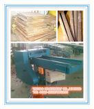 O equipamento de reciclagem de resíduos de papel: máquina de corte