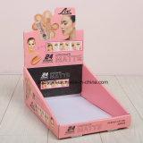 Cadre de papier d'étalage de cadeau cosmétique cosmétique fait sur commande de caisse d'emballage