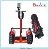 Ce Certificación 4-5h Tiempo de carga Carros de golf eléctricos con equipo de protección