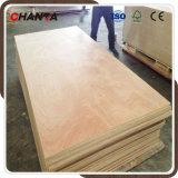12m m, 15m m, madera contrachapada de 18m m Bintangor usada para el embalaje