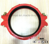 "FM/UL/Ce 300 LPC de fer malléable Coupling-10 Grooved """