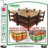 De houten Teller van de Lijst van de Bevordering voor het Voedsel van het Suikergoed en van de Bakkerij