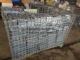 Gabbia del workshop/contenitore rete metallica/gabbia di memoria