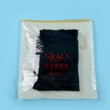 Eingebrannte Qualität gedruckte mit Reißverschluss Plastiktaschen für Kleidung (FLZ-9224)