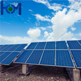 vidro Tempered do painel solar do arco do uso do painel solar de 3.2mm com ISO, SPF, GV